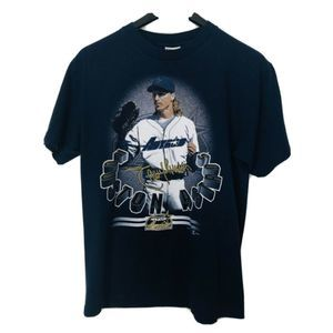 Vintage 1998 Houston Astros Randy Johnson T-Shirt